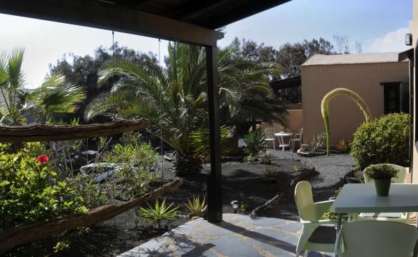 Vulcano Sunshine Ferienhaus max. 4 Pers. Lajares